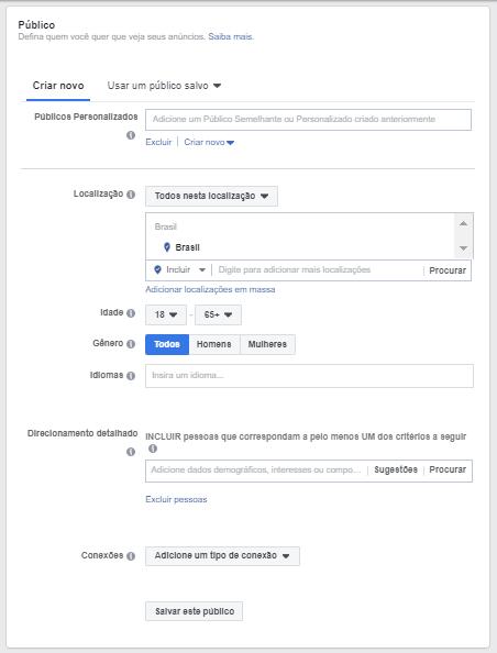 facebook ads para e-commerce