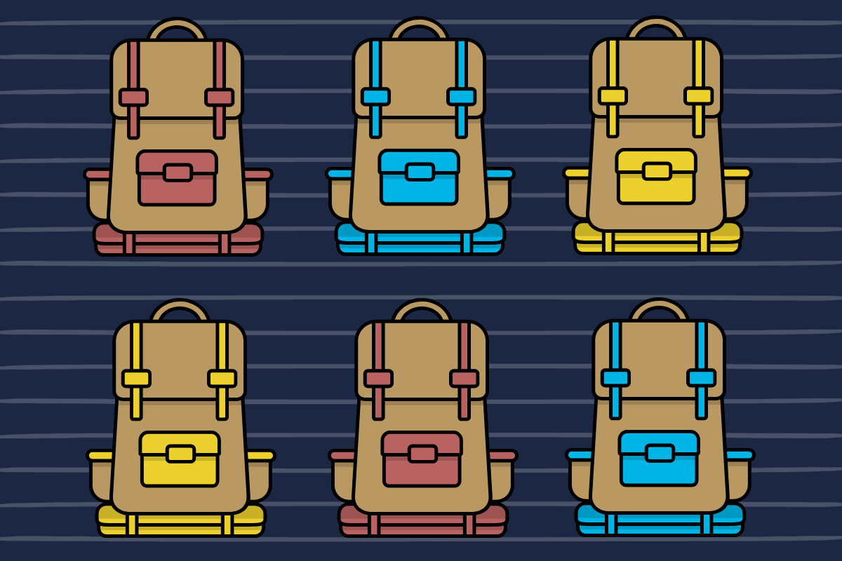 ideias para empreender - mochila