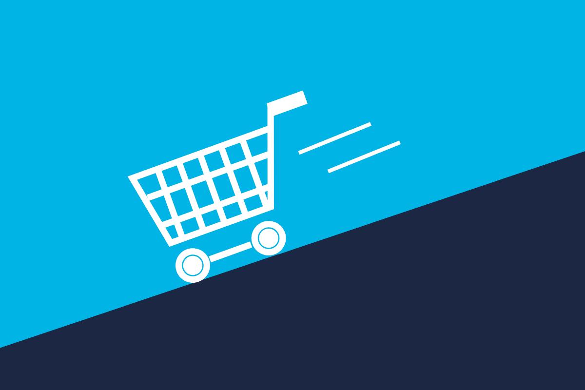 abandono de carrinho de compra