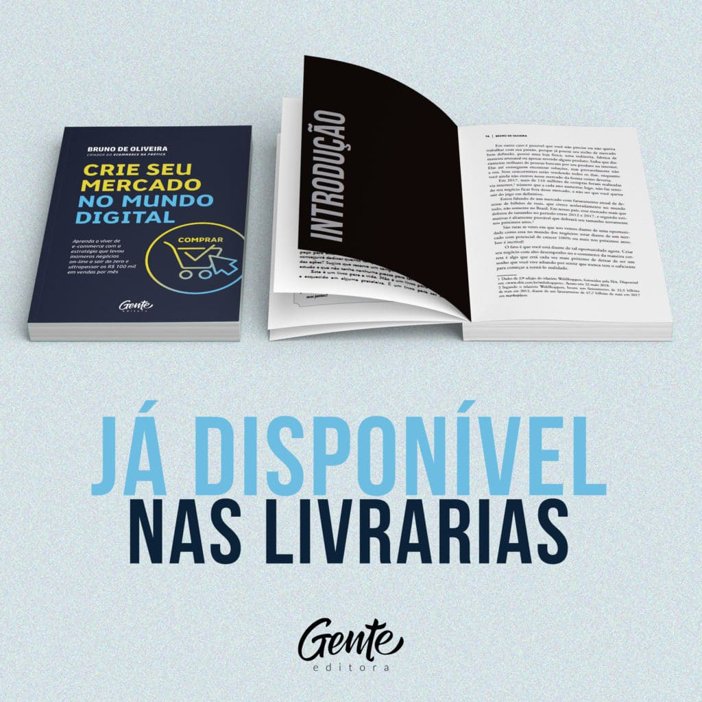 livro crie seu mercado no mundo digital já está disponível