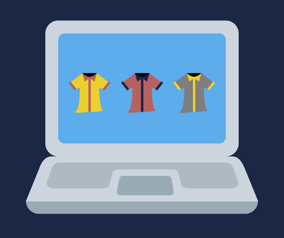nicho de mercado - camisas personalizadas