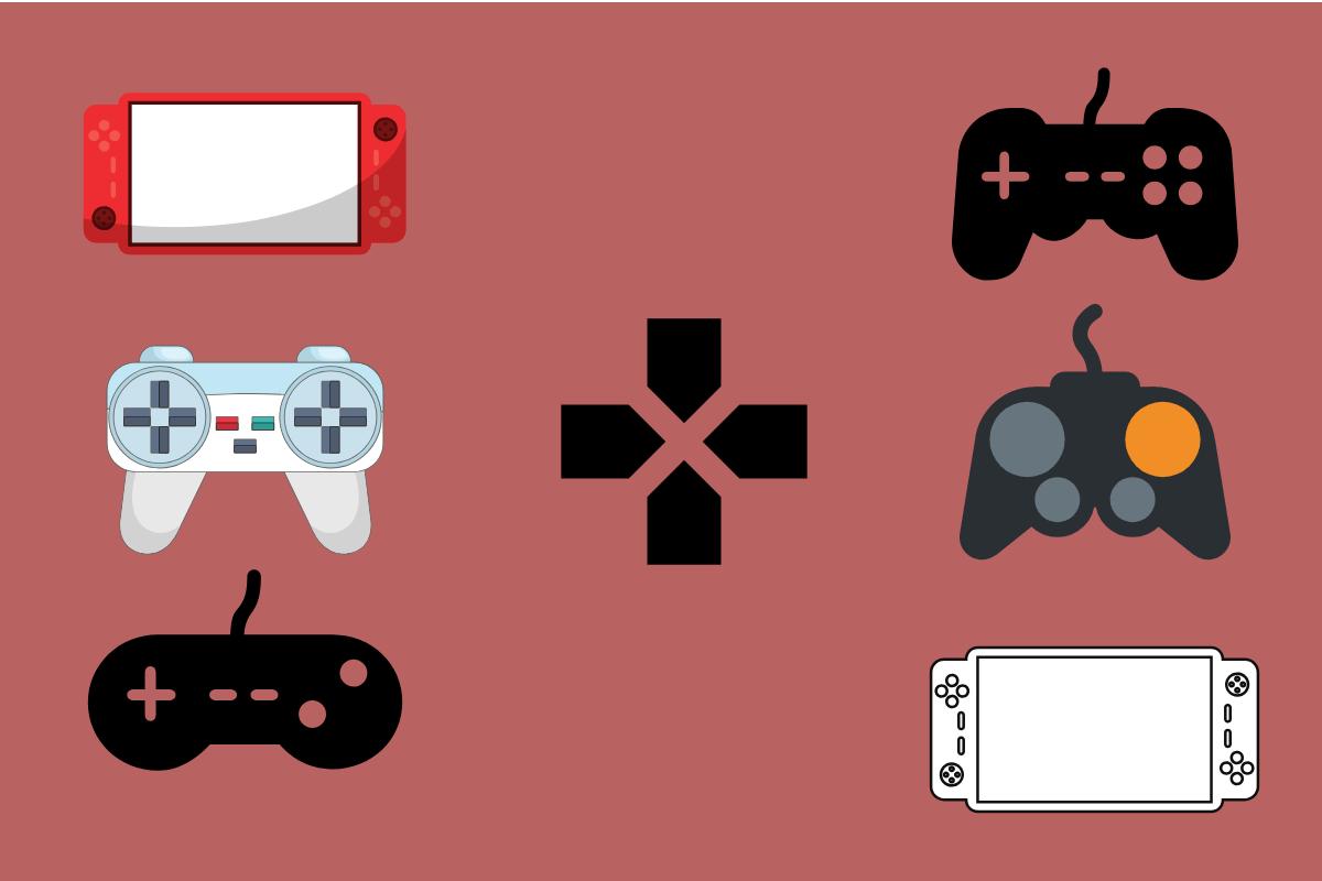 gamificação - controles