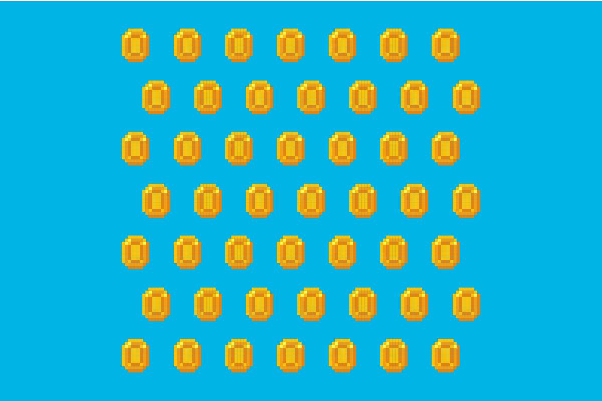 gamificação - recompensas moedas