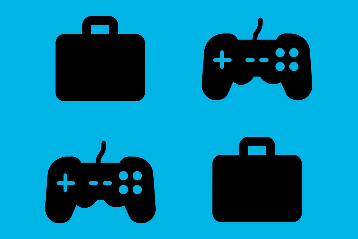 gamificação - trabalho e jogos