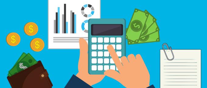 Organização financeira para negócios