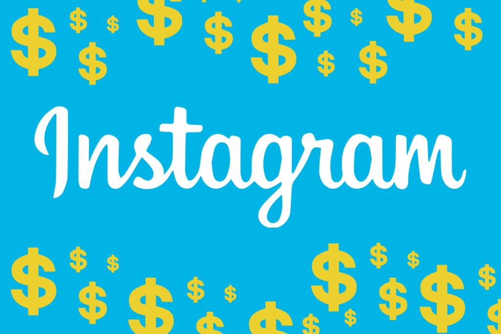 influenciadores de nicho no instagram. imagem com fundo azul.