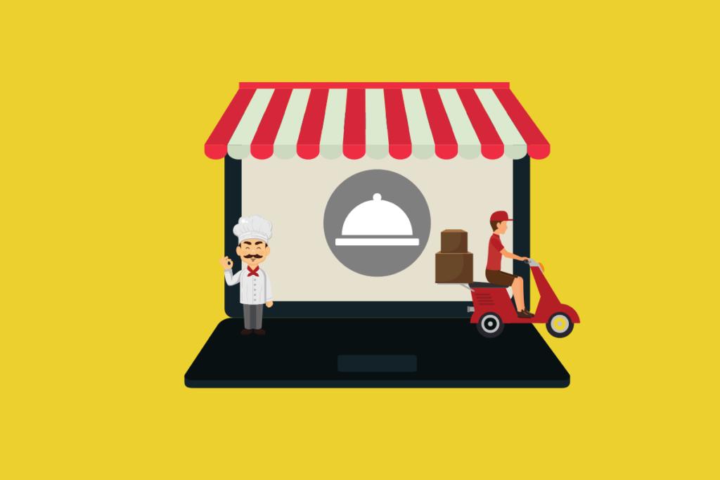 delivery para restaurantes no ifood