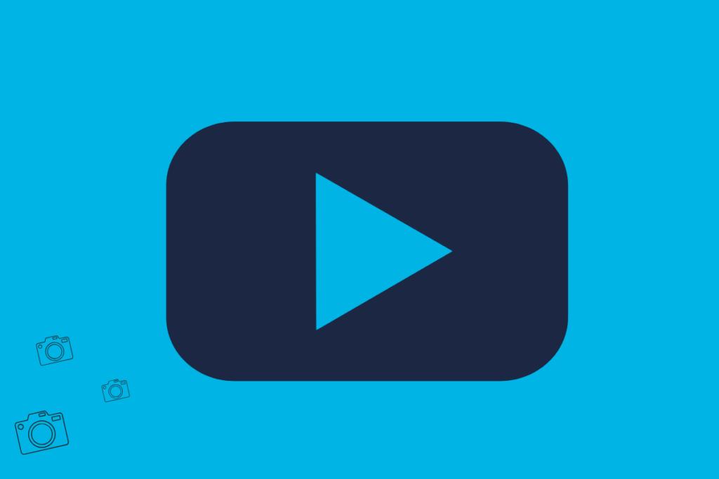 gravar vídeo pro youtube