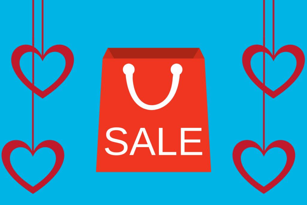 Vender no Dia dos Namorados