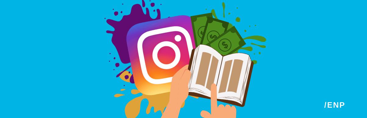 como vender no instagram passos