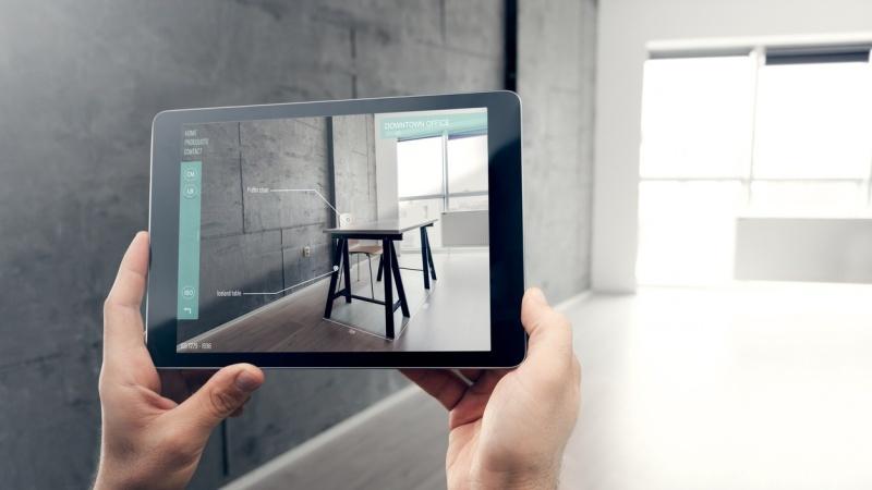 realidade virtual e aumentada shopify