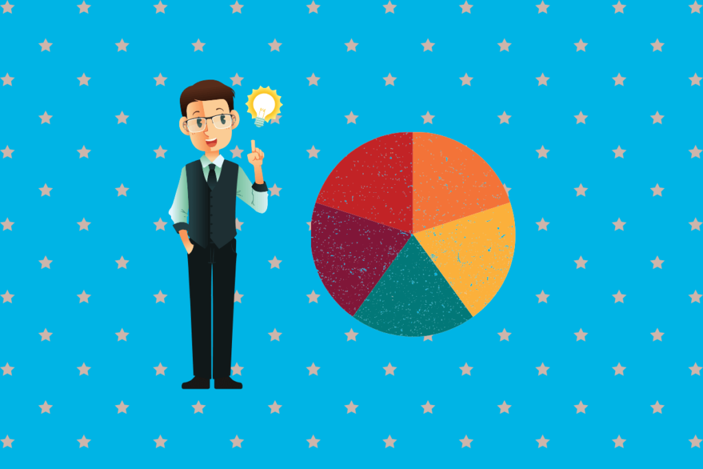 Investidor analisa os números do negócio