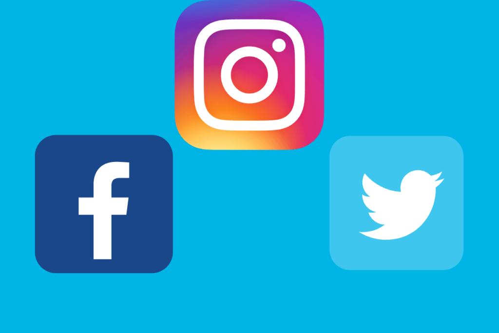 Redes sociais para loja virtual