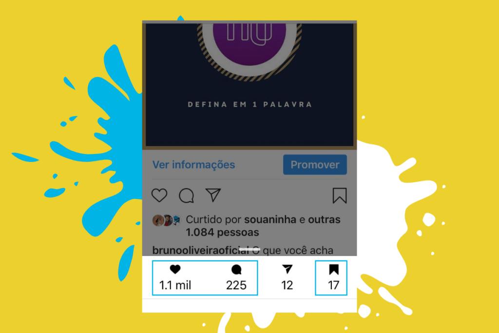 engajamento - algoritmo instagram