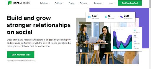ferramentas de relatorio de redes sociais