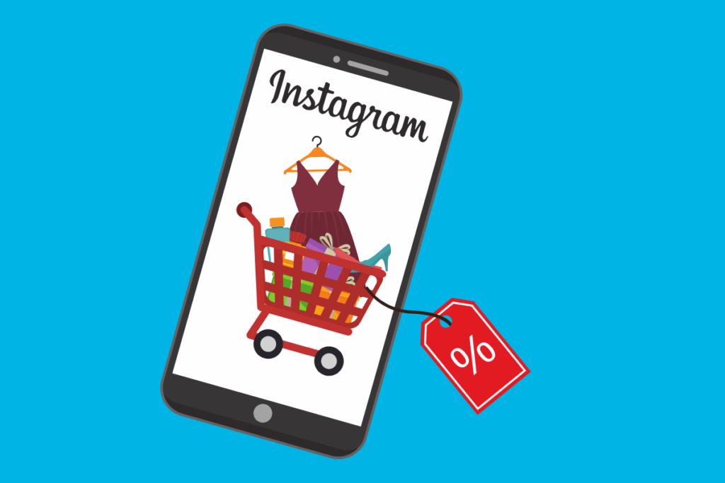 como criar a sua loja no instagram