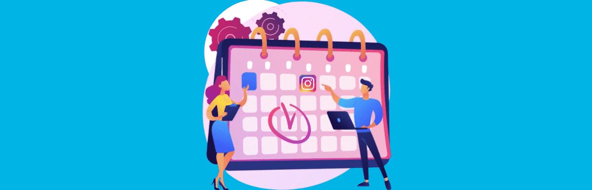 Como Programar Post no Instagram de Graça