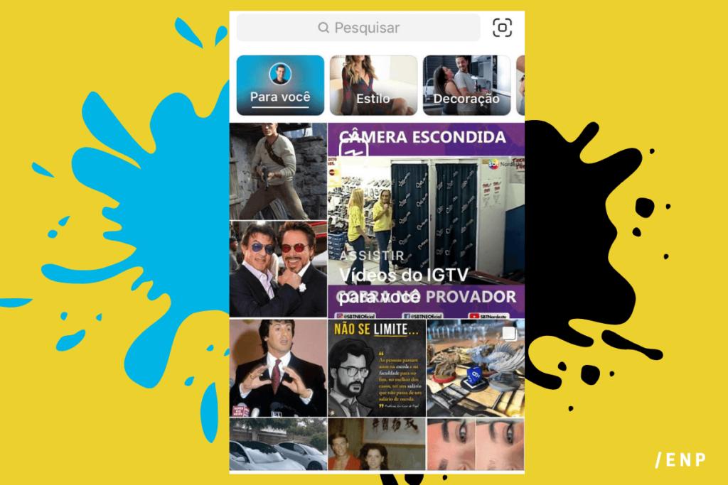 relevancia - algoritmo instagram