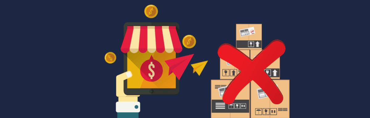 5 formas de Vender Online Sem Estoque