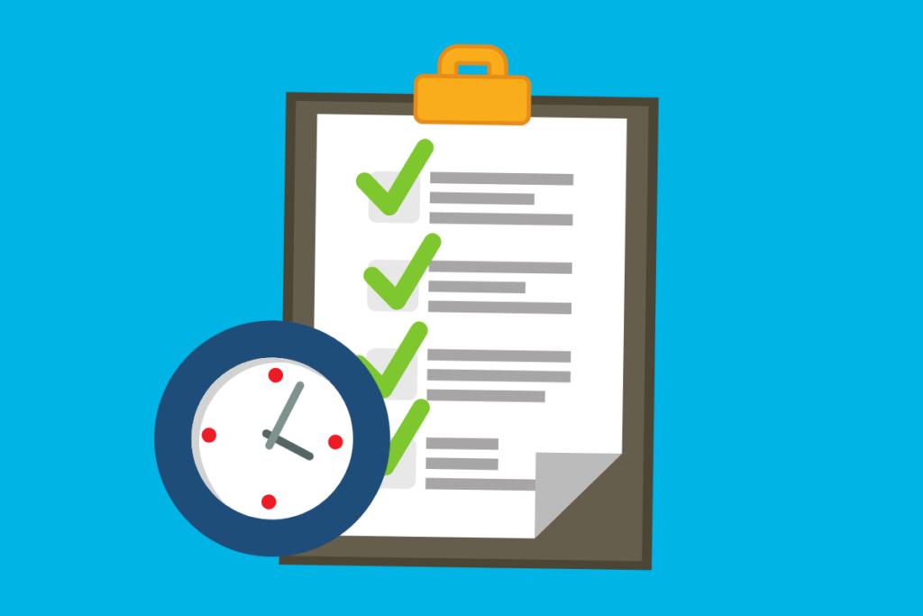 checklist iscas digitais