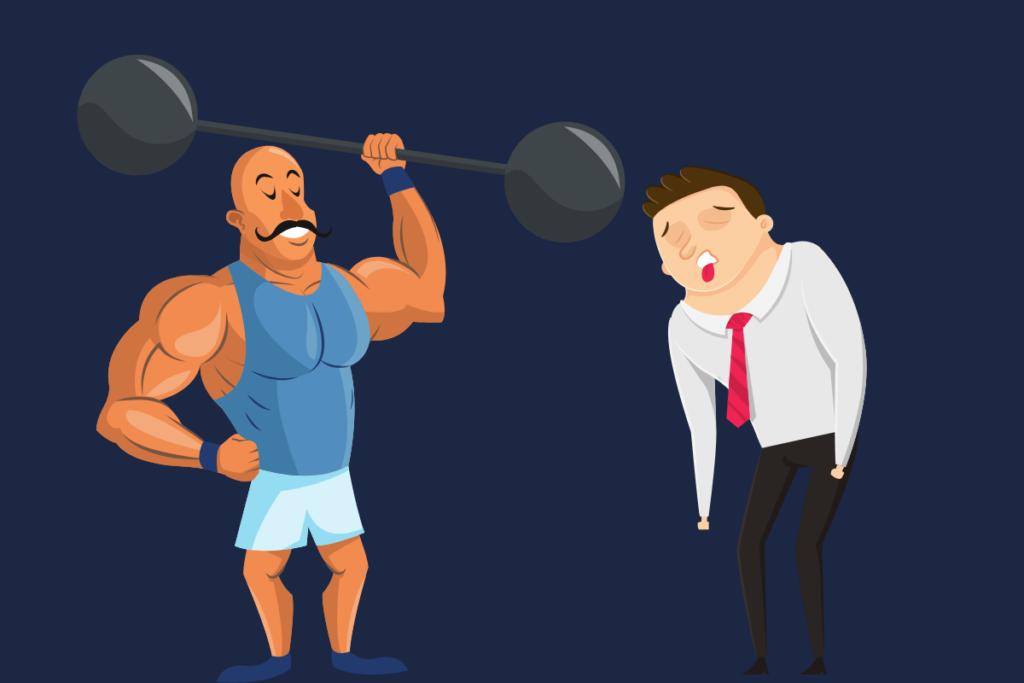 análise swot - forças e fraquezas