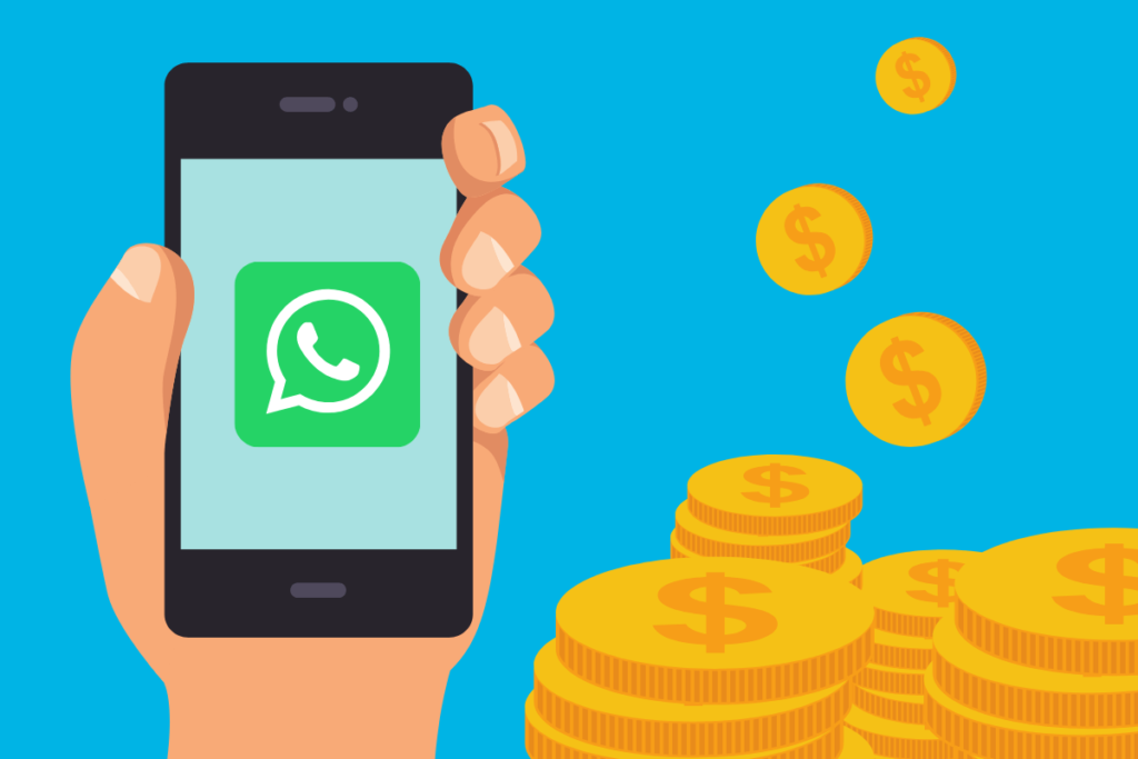 Whatsapp para negócios - campanha de vendas