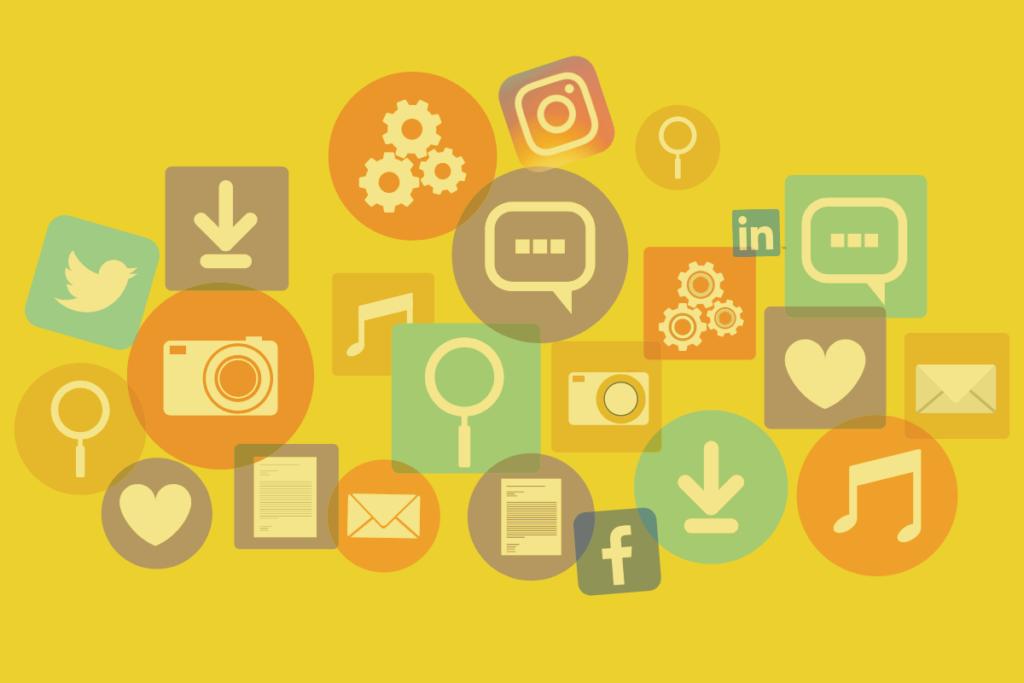 estrategias de redes sociais eficazes utilizando parceiros