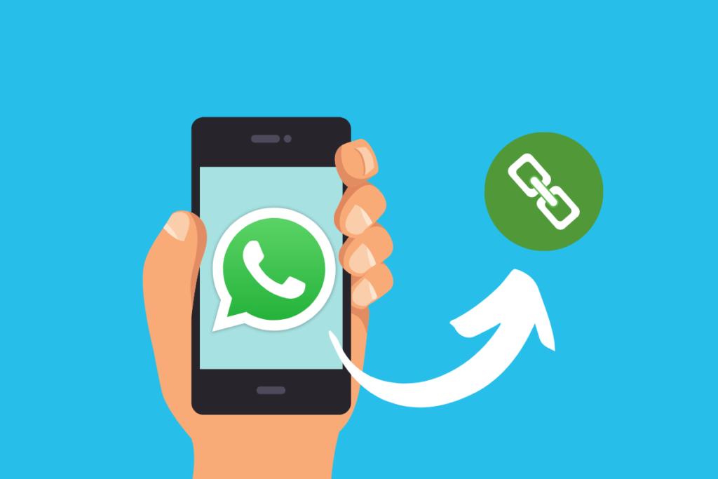 Como criar link no Whatsapp - passo a passo
