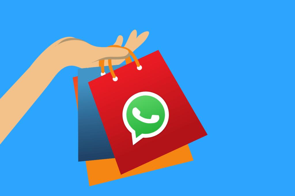 Redes sociais mais usadas - whatsapp