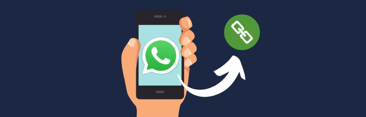 Como criar link no Whatsapp e atrair mais clientes [Passo a Passo]