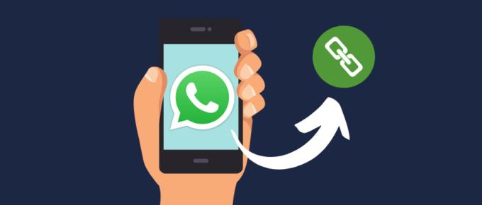 Como criar link no Whatsapp - Capa