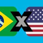 MARKETING DIGITAL NO BRASIL E NOS EUA - capa