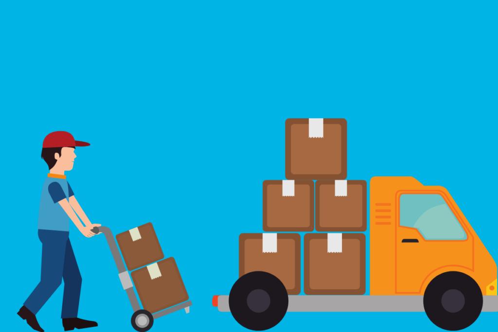 Entrega dos Produtos - O que é Logística do Ecommerce e como funciona