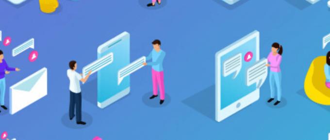 Convites Proativos chat online - capa