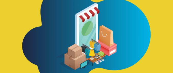 Panorama do comércio eletrônico - capa