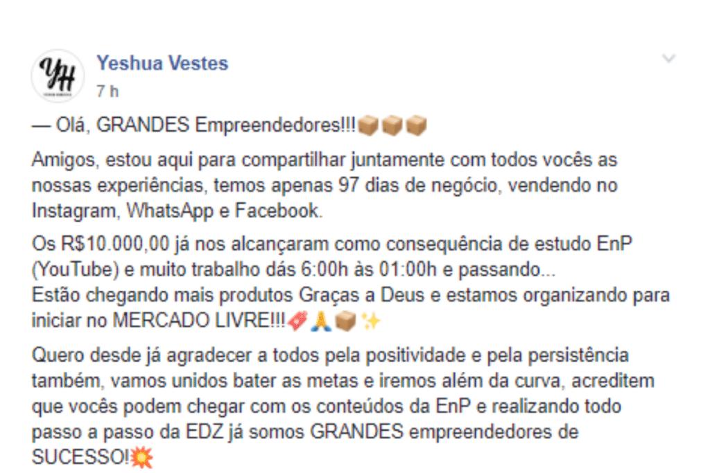 caso de sucesso - edz