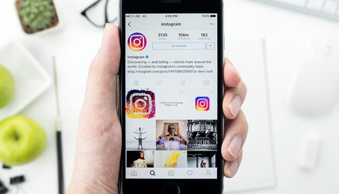 Conta do Instagram Desativada