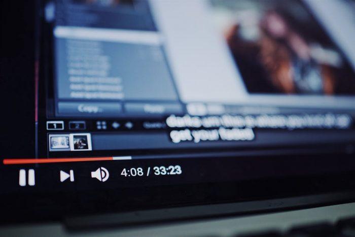 vídeos no ecommerce